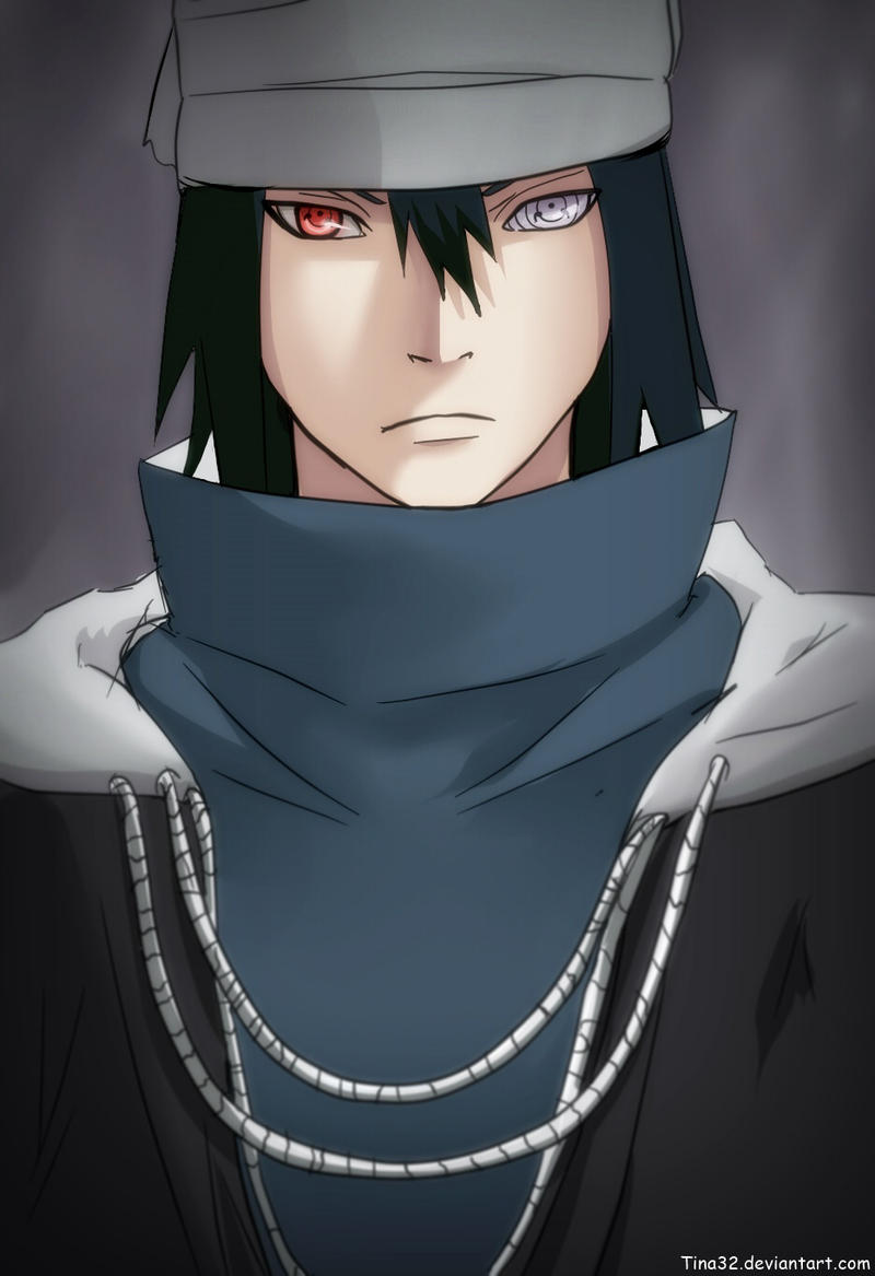 Sasuke Uchiha in Naruto movie the last by Tina32 on DeviantArt