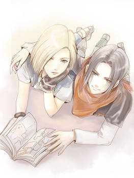 Android 17and 18