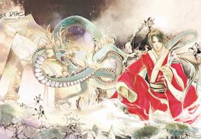 HETALIA- CHINA-WANG YAO by DYKC