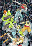 androids in dbz
