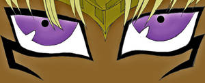 Marik's Eyes - Photoshop