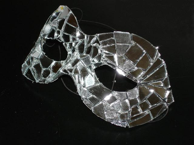 Mirror Mask by SilverRumRunner