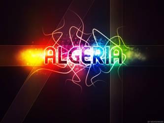 Algeria by mohshinobi