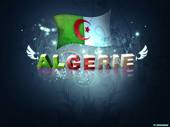 Algerie by mohshinobi