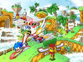 Sonic Skyline Green Hill (final)