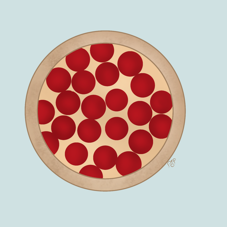 Pizza for the chotta