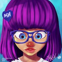 I'm Sick ( Kelly ) by JoAsLiN