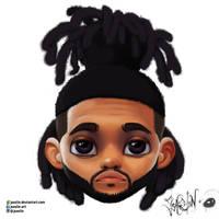 The Weeknd by JoAsLiN
