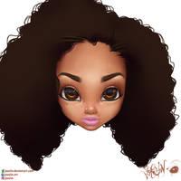 Reina Fiore by JoAsLiN