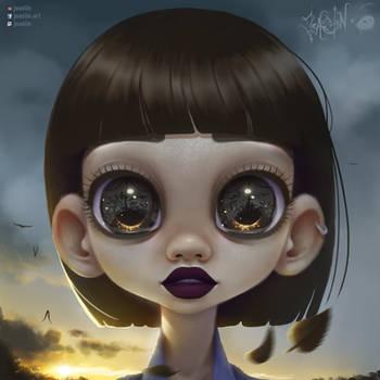 Sarah by JoAsLiN