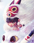 Mononoke By Joaslin