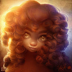 More Curls By Joaslin Light by JoAsLiN