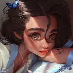 Belle by JoAsLiN (Beauty and the Beast)