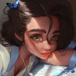Belle by JoAsLiN (Beauty and the Beast)