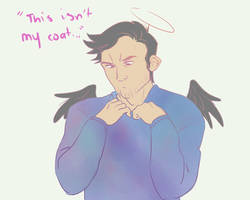 Cas's Hipster Sweater by LOTOLLE