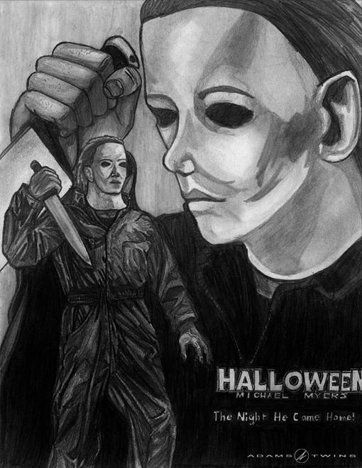 Halloween Michael Myers by Adams-Twins on DeviantArt