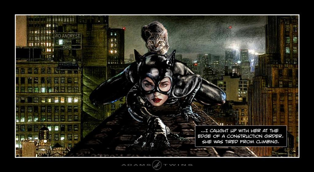 BATMAN knightless (19) by Adams-Twins