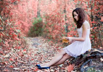 Fairytale Autumn by blue-bullet