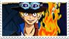One Piece Sabo Stamp by xEllaSh