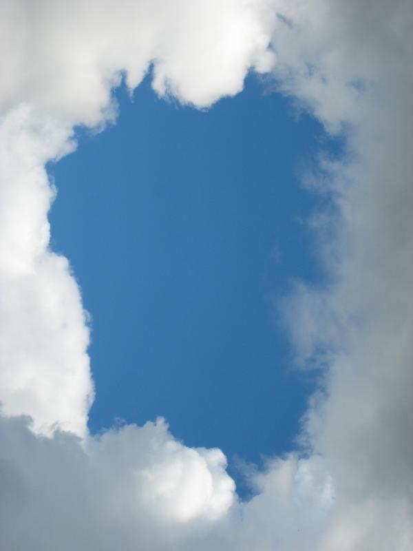 cloud frame by mrichstock