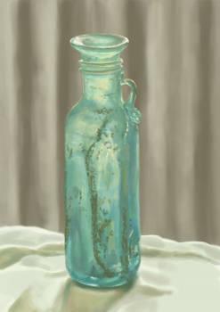 Murano Vase Still Life 01