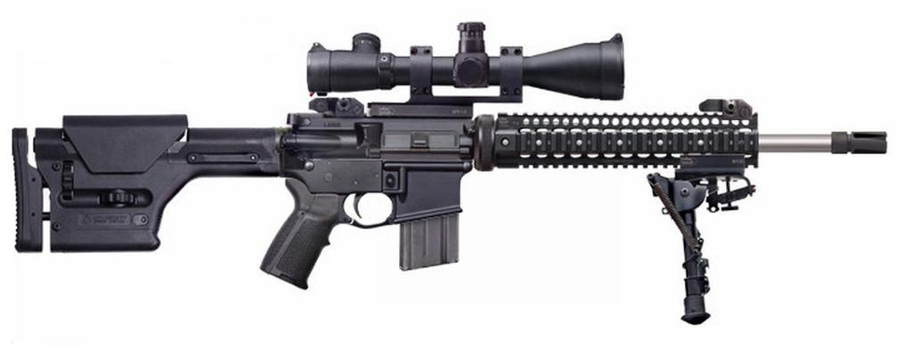 ar 15 sniper rifle by timberfox15 on DeviantArt