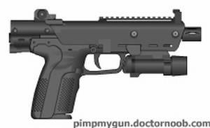 solarmarine pistol