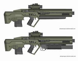 HPR-A01 by timberfox15