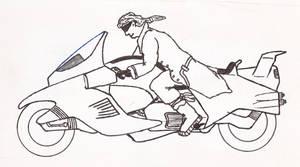 shadowrun bike