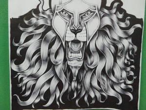 Lion warrior II