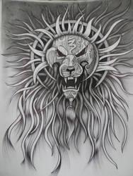 Lion warrior III