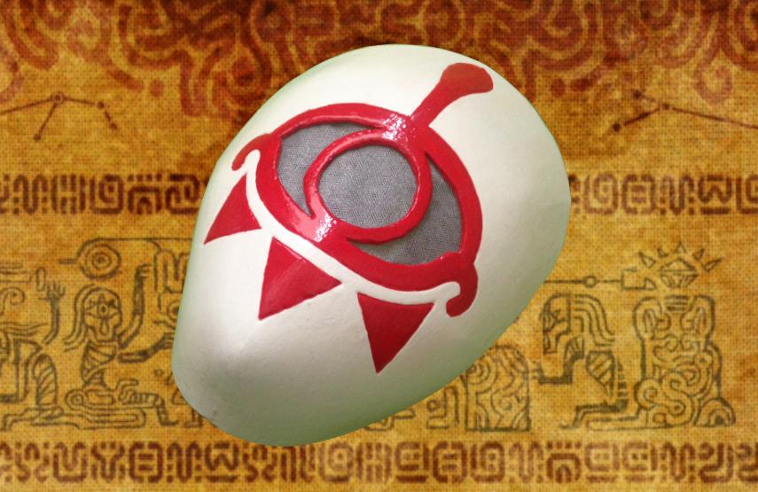 Yiga Clan Mask by Xaveric