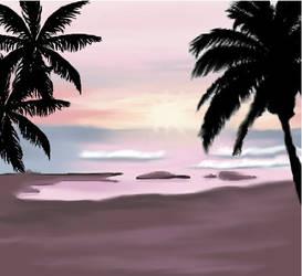 La Isla Bonita by Dezian