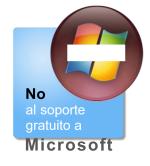 Yo NO doy soporte a WINVIRUS. Yo instalo GNU/Linux Ubuntu