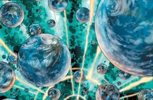Los Planetas Cambiantes