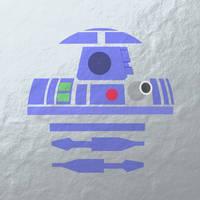 R2-D2 by kravinoff