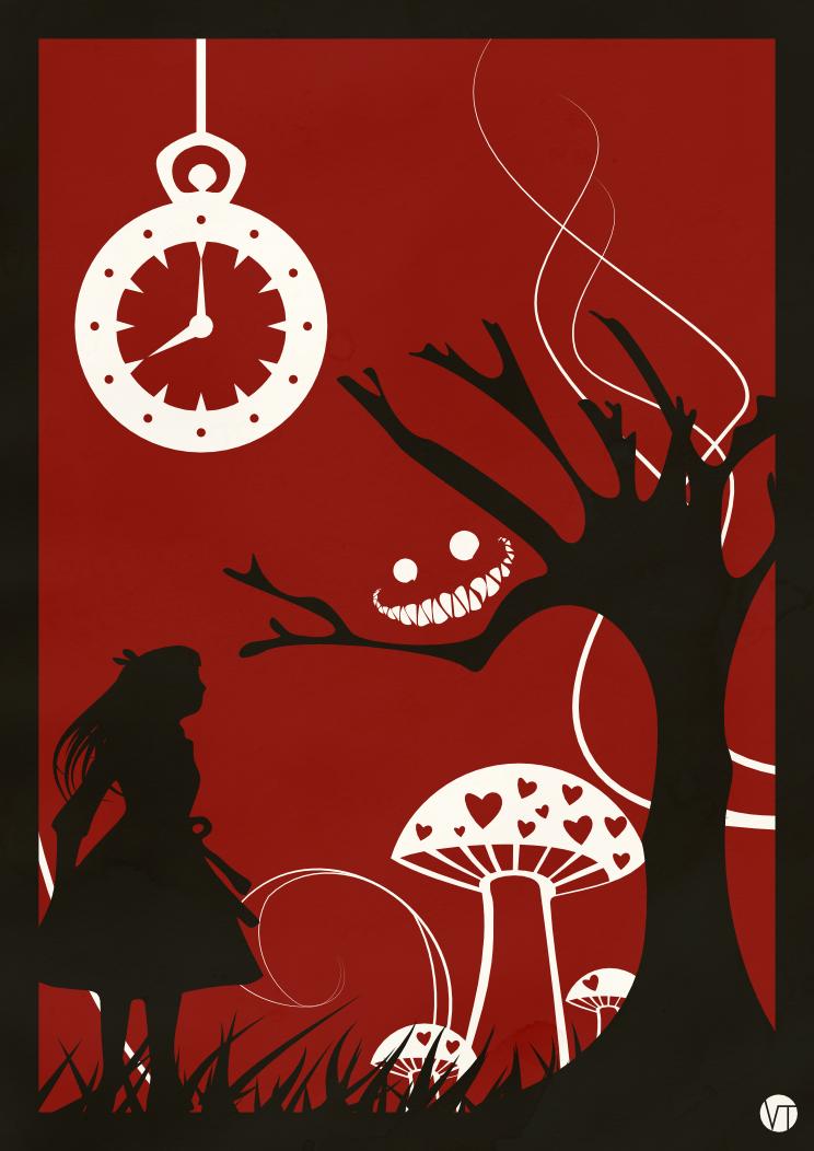 Alice by kravinoff
