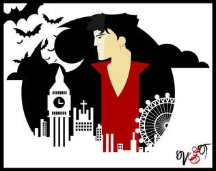 Dylan Dog by kravinoff