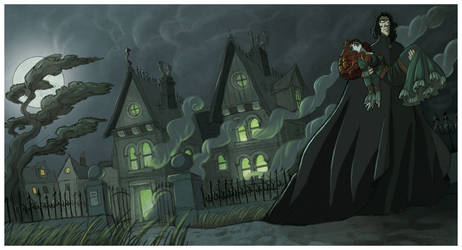 The Night She Died -HP spoil- by kyla79