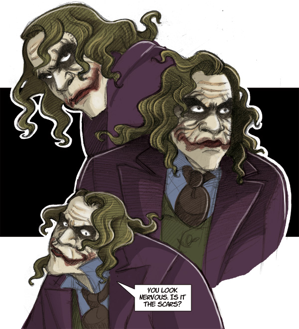 The Joker -medley- by kyla79