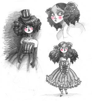 Goth lolita designs
