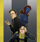 X-Men First Class fanart 2