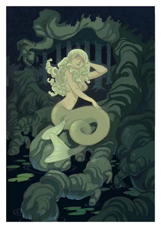 Mermaid by kyla79