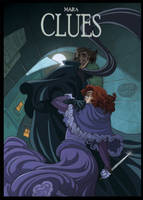 Clues cover 3 by kyla79