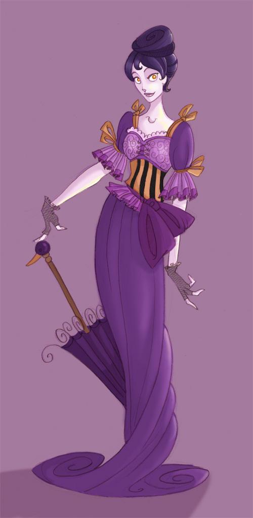 Victorian Miss by kyla79