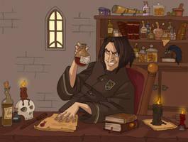 Learn to bottle death... by kyla79