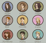 Potter and co