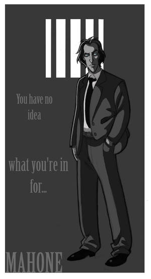 Agent Mahone -Prison Break-
