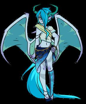 Dragon Anthro Adopt : Flatsale (CLOSED)