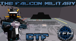 The Falcon Military Capture the flag